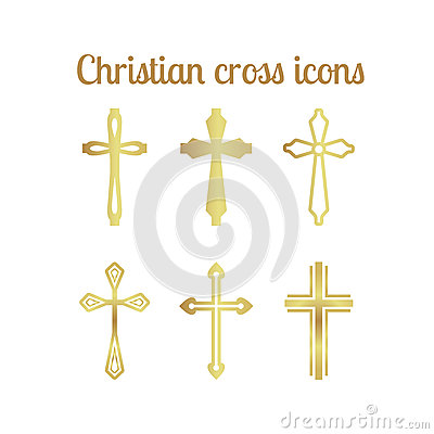Free Golden Christian Cross Royalty Free Stock Photo - 78722215