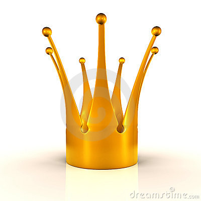Free Golden Crown Stock Photo - 14879780