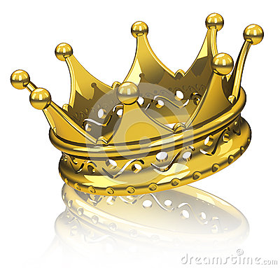 The golden crown