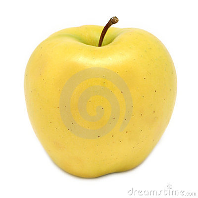 Free Golden Delicious Apple Royalty Free Stock Photo - 4924665