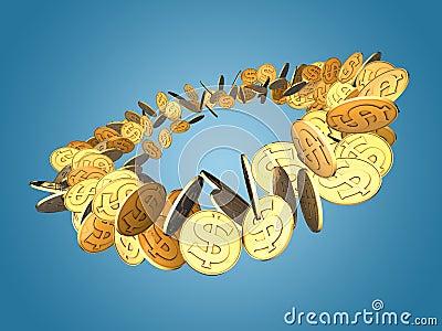 Golden Dollar Spin
