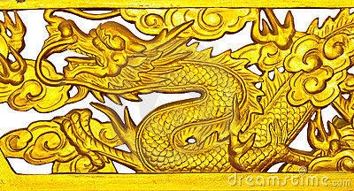 Golden Dragon.