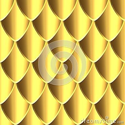 Golden Dragon skin texture