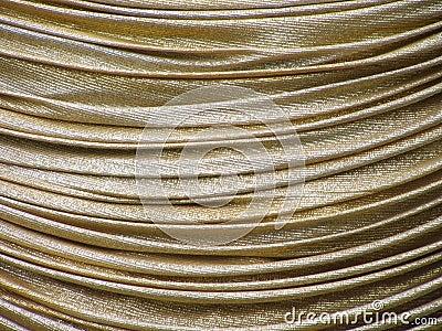 Golden Drape