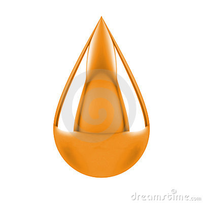 Free Golden Drop Stock Photos - 22828253