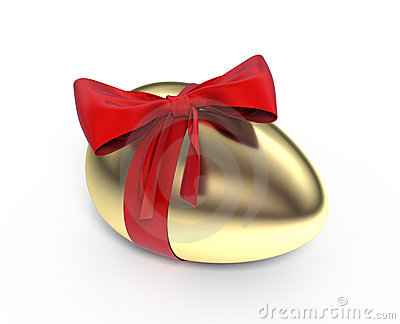 Golden Egg Stock Image - Image: 19760711