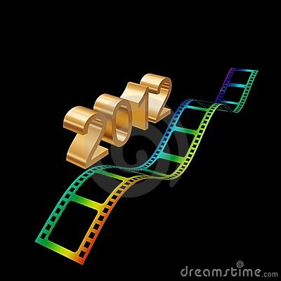 Golden film 2012