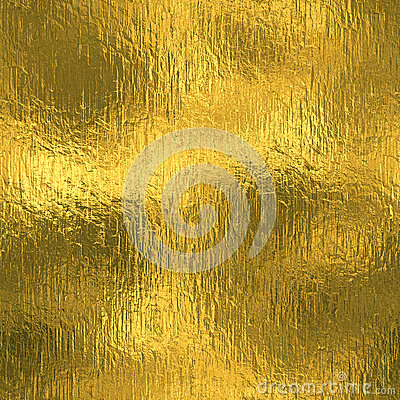 Free Golden Foil Seamless And Tileable Luxury Background Texture. Glittering Holiday Wrinkled Gold Background. Royalty Free Stock Photos - 49381558