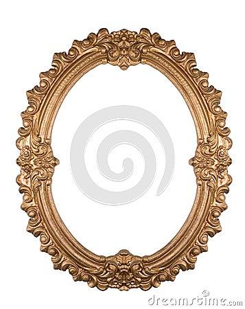 Free Golden Frame Stock Photos - 4361893