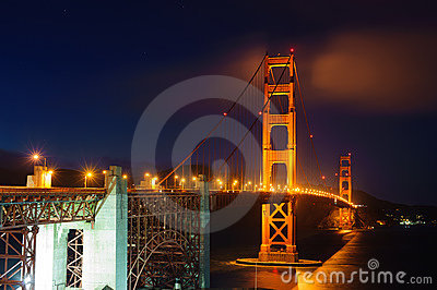 Golden Gate Bridg