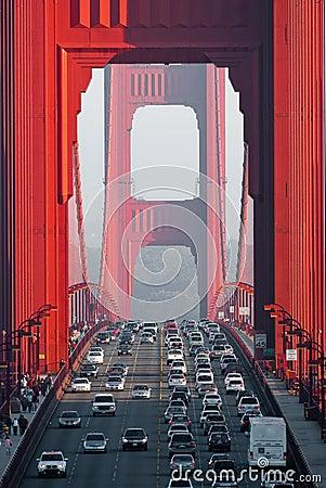 Free Golden Gate Bridge Royalty Free Stock Image - 11315406