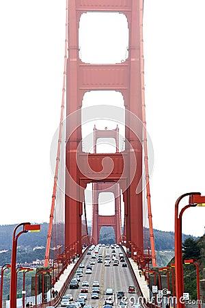 Free Golden Gate Bridge Royalty Free Stock Image - 15028246
