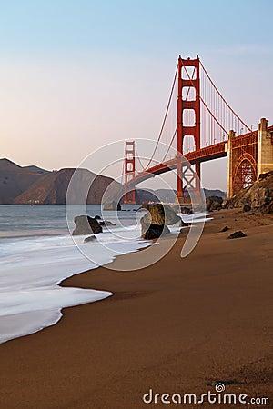 Free Golden Gate Bridge Stock Image - 22963201