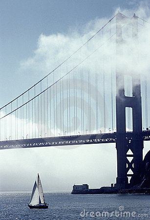 Free Golden Gate Bridge Royalty Free Stock Photo - 4109245