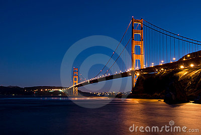 Golden Gate Bridge, San Franci