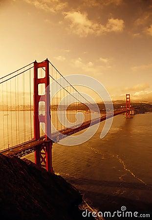 Free Golden Gate Bridge, San Francisco, California Royalty Free Stock Photos - 5846458