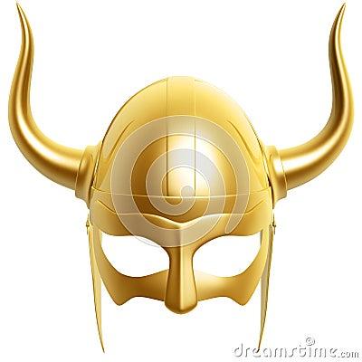 Free Golden Helmet Royalty Free Stock Photography - 3075577