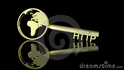 Golden http key