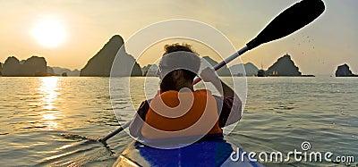 Golden Kayaking