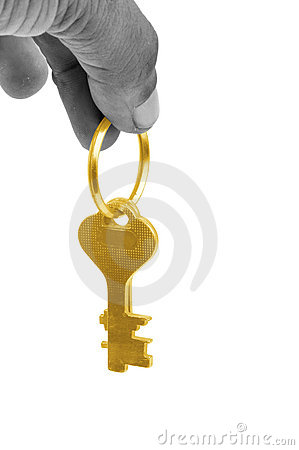 Free Golden Key Stock Images - 10169504