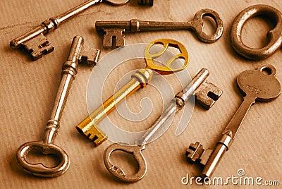 Golden Key and Grunge