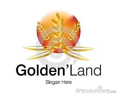 Golden Land Logo