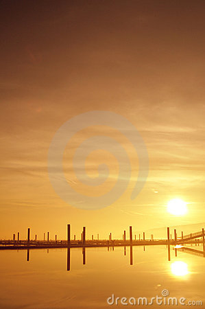 Free Golden Light Stock Image - 7774041
