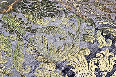 Golden linen