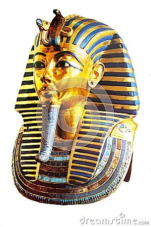 Free Golden Mask Stock Image - 6165601