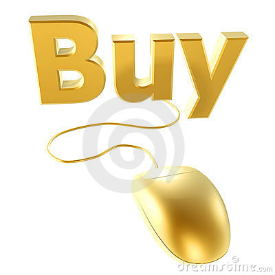 Golden mouse and buy