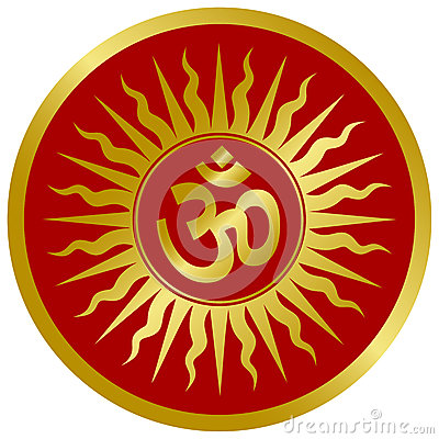 Golden Om Design
