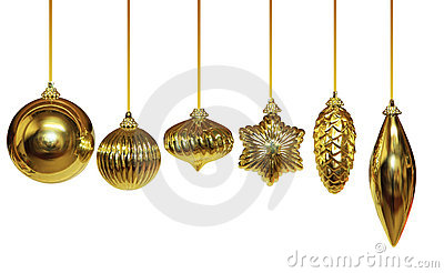 Golden Ornament