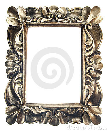 Golden Ornate Frame