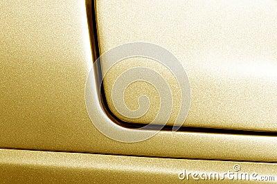 Golden panel