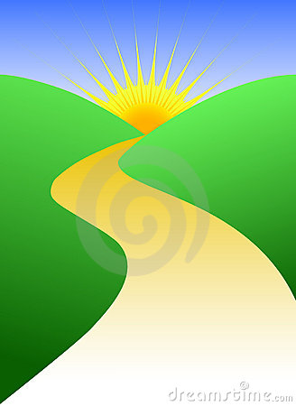 Golden Path Bright Future/eps