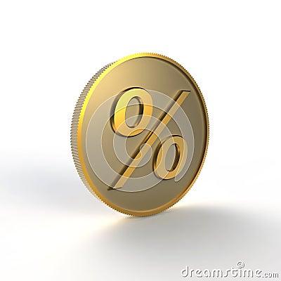 Golden percent