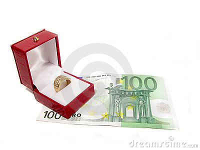 Golden ring and euros