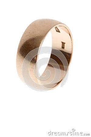 Golden ring macro