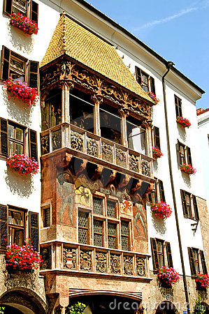 The Golden Roof Innsbruck Austria Stock Photography Image 15139672