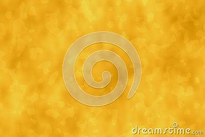 Golden rust background