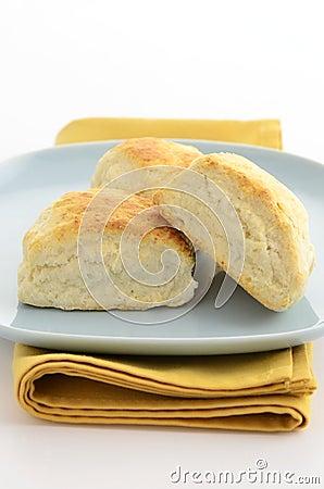 Golden scones
