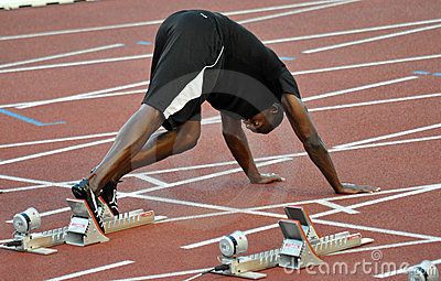 Golden Spike 2011, Usain Bolt, 2011 Editorial Image