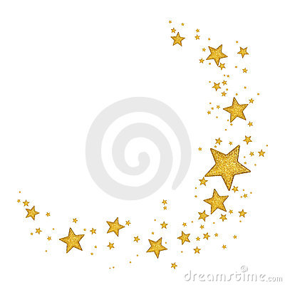 gold stars border free stock photos stockfreeimages
