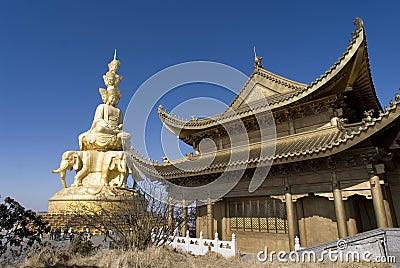 Golden Summit, Emei Shan