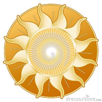 Golden Sun, Golden Disk