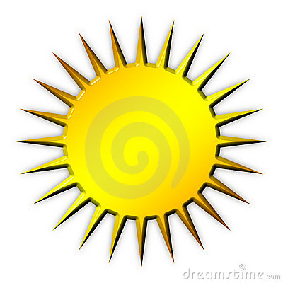 Golden Sun Icon