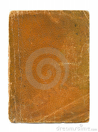 Free Golden Tan Textured Old Book Cover Royalty Free Stock Image - 10968436