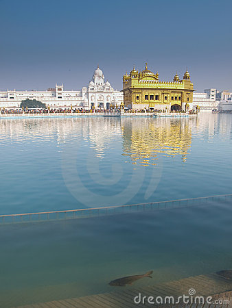 Free Golden Temple Stock Photo - 16265820