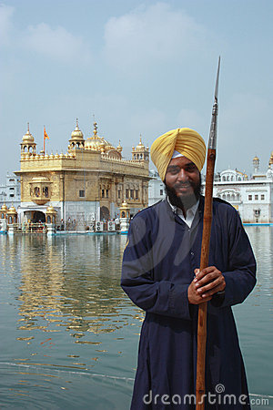 Golden Temple Amritsar Punjab India Editorial Photo