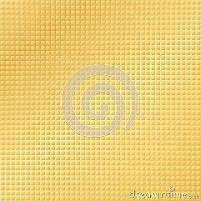 Golden textured pattern
